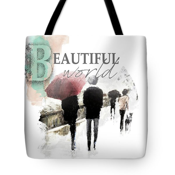 A Beautiful World Part1 Tote Bag