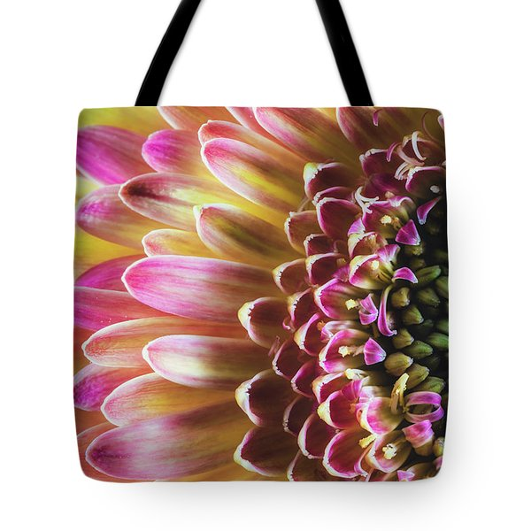 Tote Bag featuring the photograph A Burst Of Spring by Laura Roberts