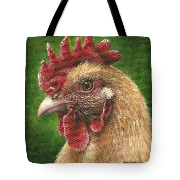 A Chicken For Terry Tote Bag