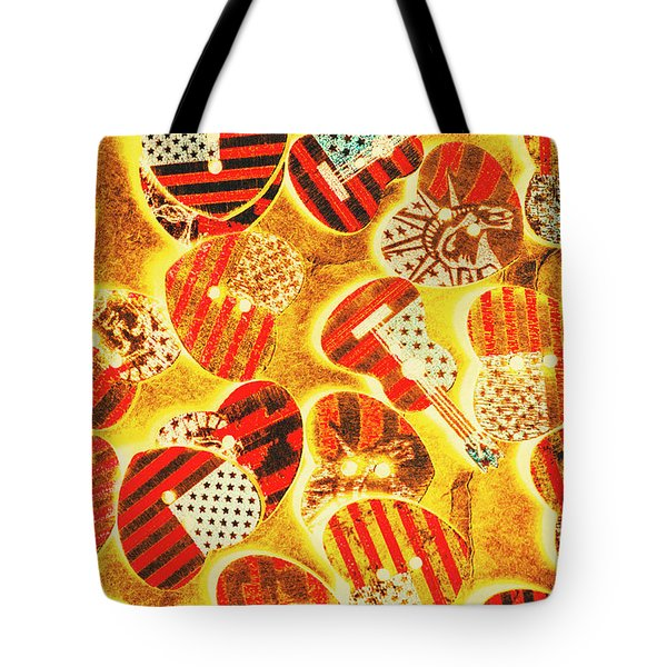 A Country Concerto Tote Bag