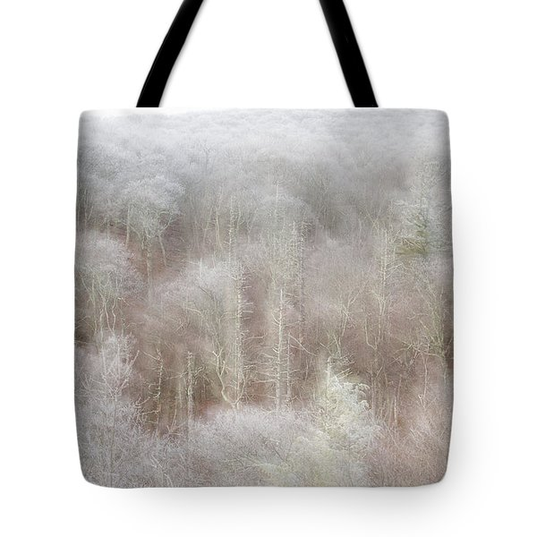 A Ghost Of Trees Tote Bag