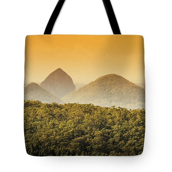 A Glowing Afternoon Tote Bag