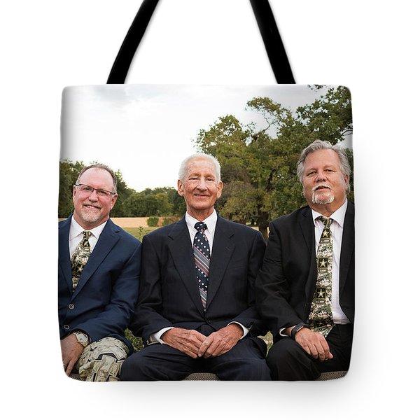K, L, B Tote Bag
