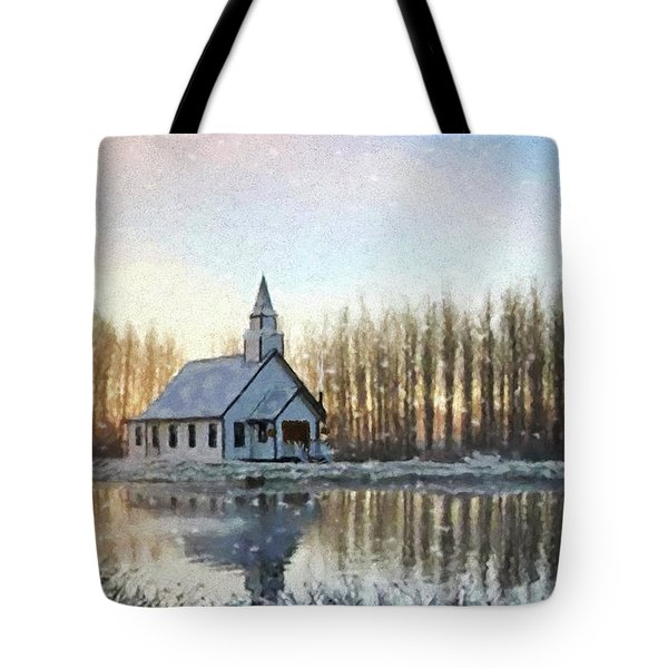A Kind Heart - Hope Valley Art Tote Bag