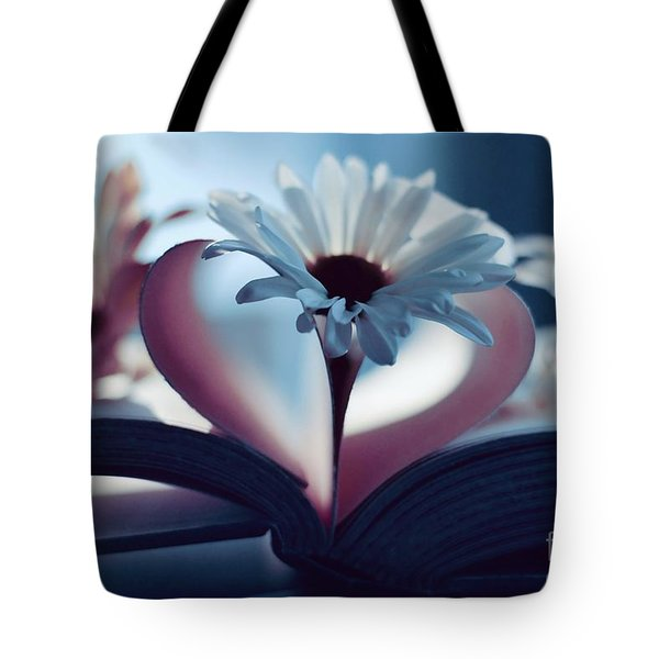 A Little Love And Light In Your Heart Tote Bag