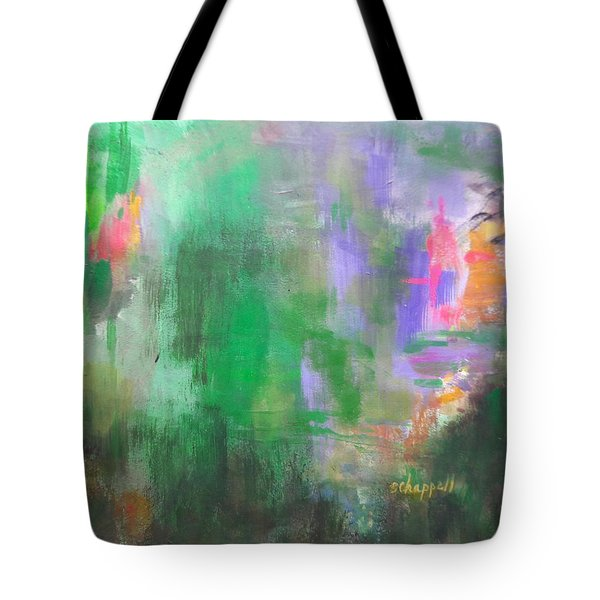 A Matter Of Balance Tote Bag