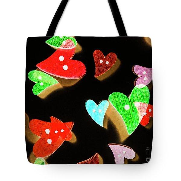 A Modern Romance Tote Bag