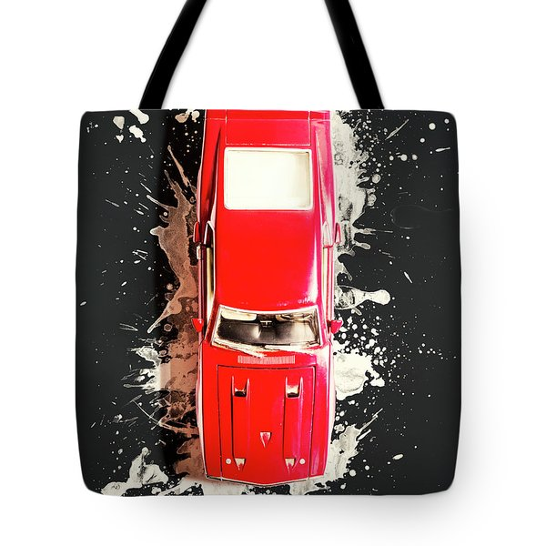 A New Shell Tote Bag