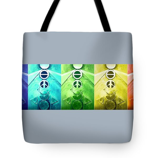 A New World, Order Tote Bag