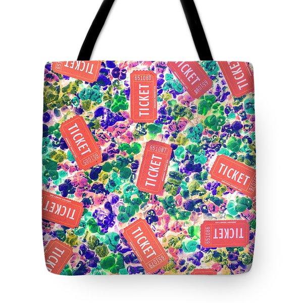 A Popcorn Promo Tote Bag