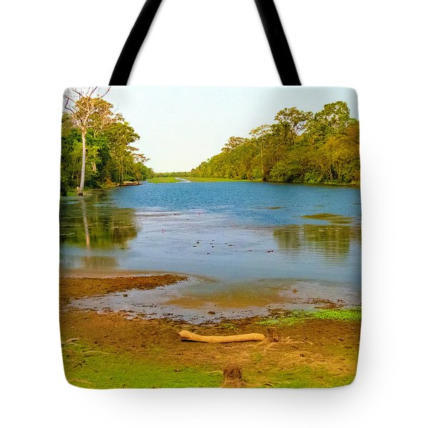 A Pretty Place To Rest In Cambodia Tote Bag