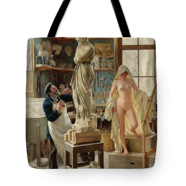 A Restoration Tote Bag