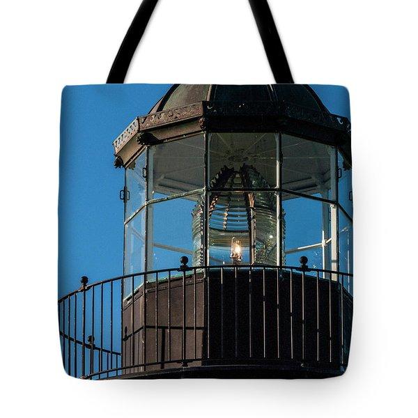 A Sailor's Beacon Tote Bag