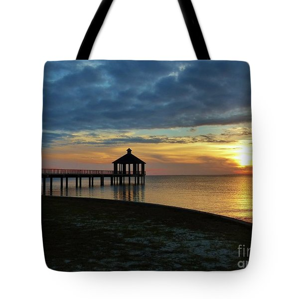 A Sense Of Place Tote Bag