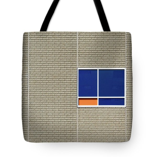 A Splash Of Orange Tote Bag
