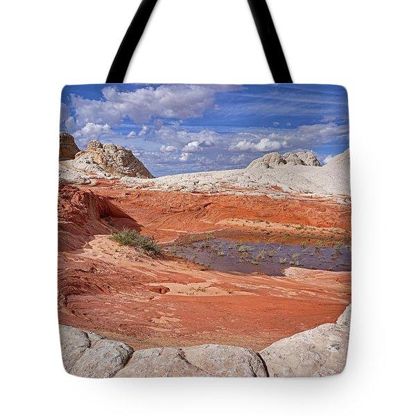 A Strange World Tote Bag