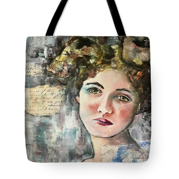 A Time Gone By Tote Bag