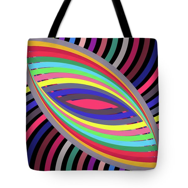 A To Z By 2 Top Bottom Tote Bag