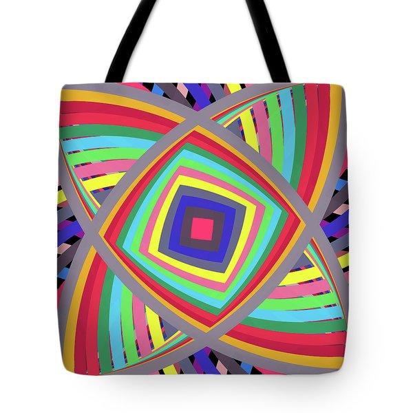 A To Z Centre Tote Bag