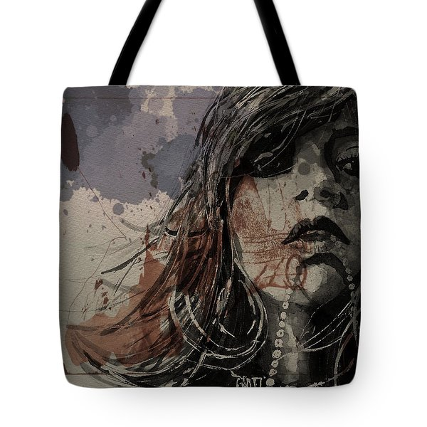 A Trace Of Pleasure Or Regret Tote Bag