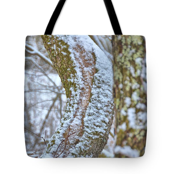 A Tree's Crook Tote Bag