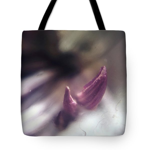 A Trick With Mirrors And Pink Tote Bag