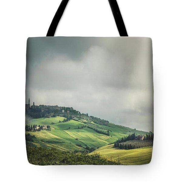 A Vision Of Serenity Tote Bag