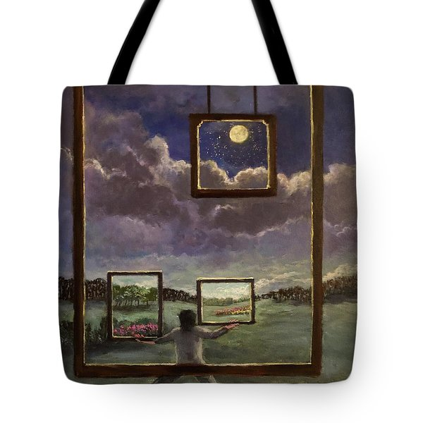 A World Of Visions Tote Bag