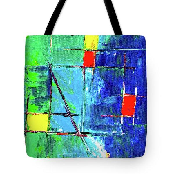 Ab19-10 Tote Bag
