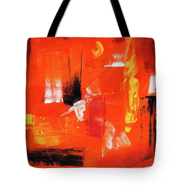 Ab19-8 Tote Bag