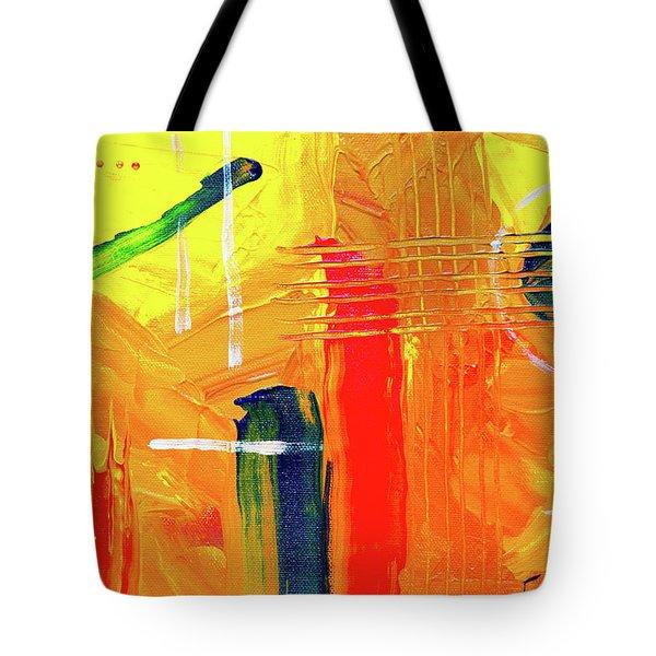 Ab19-9 Tote Bag