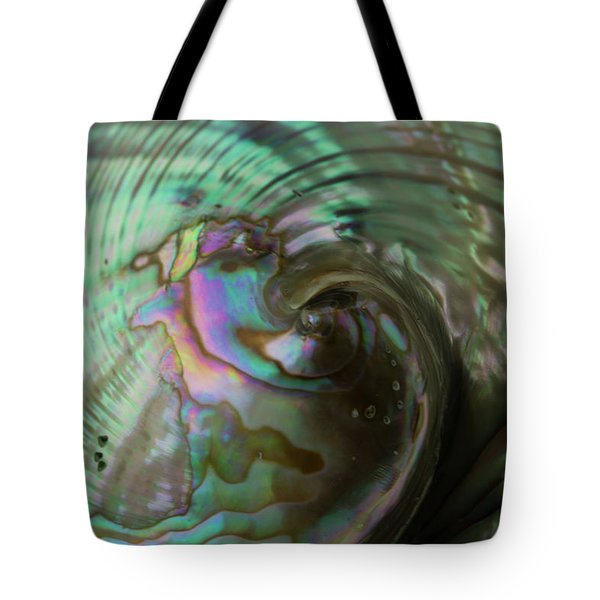 Abalone_shell_9903 Tote Bag