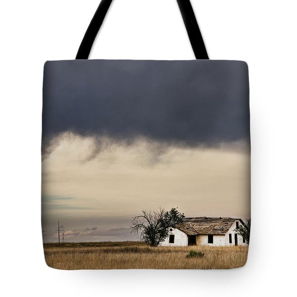 Abandoned New Mexico Tote Bag