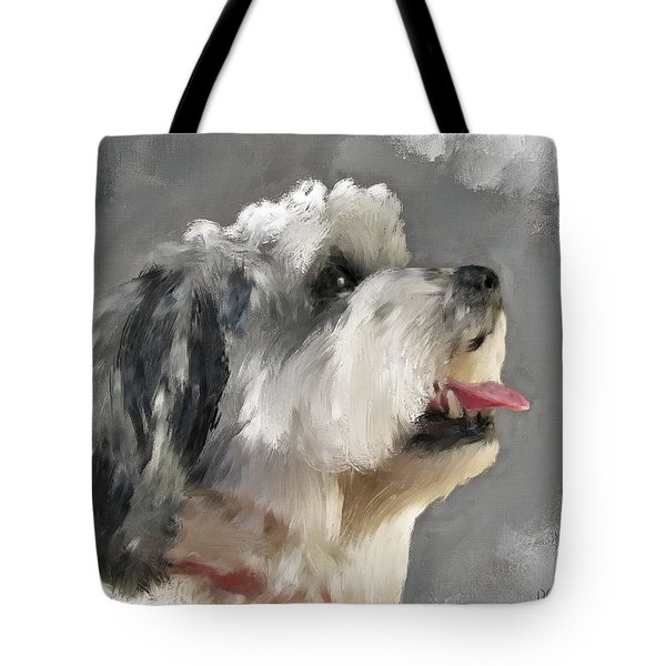 Abby 2 Tote Bag