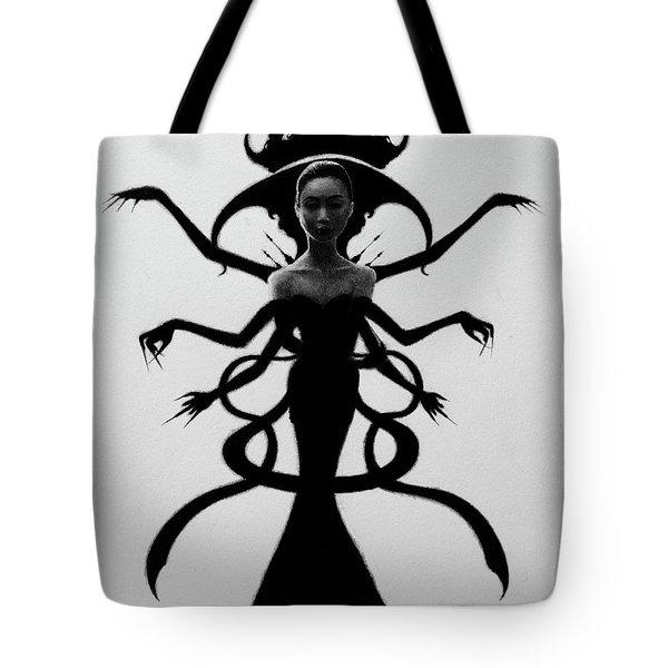 Abdesium - Artwork Tote Bag