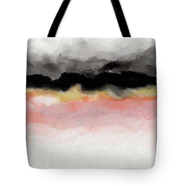Abiding 1- Art By Linda Woods Tote Bag