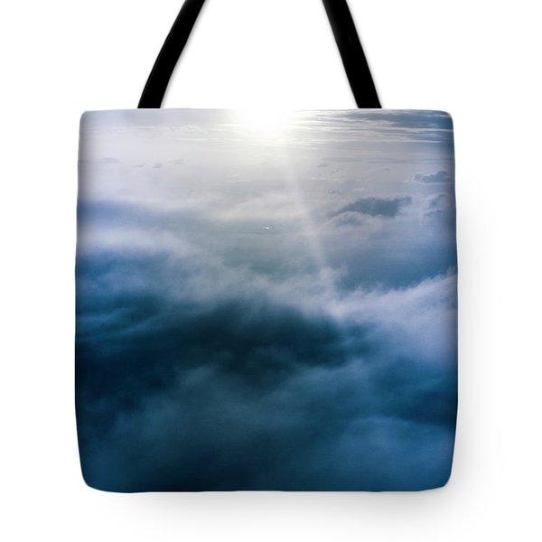 Above And Beyond Tote Bag