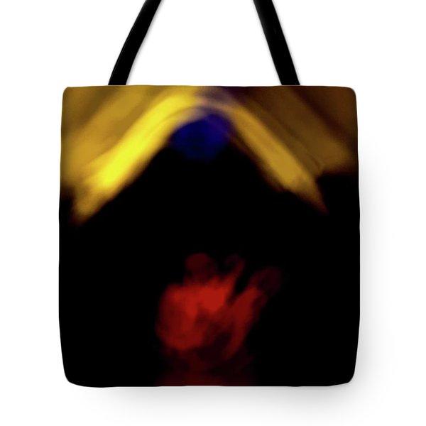Abstract 45 Tote Bag