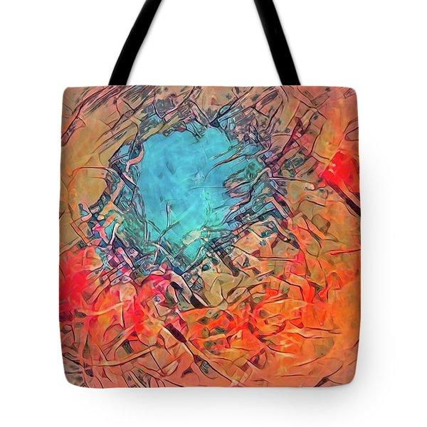 Abstract 49 Tote Bag