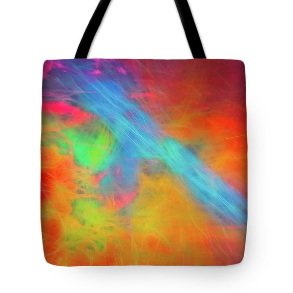 Abstract 51 Tote Bag