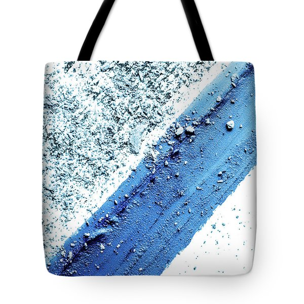 Tote Bag featuring the photograph Abstract Beauty II by Anne Leven