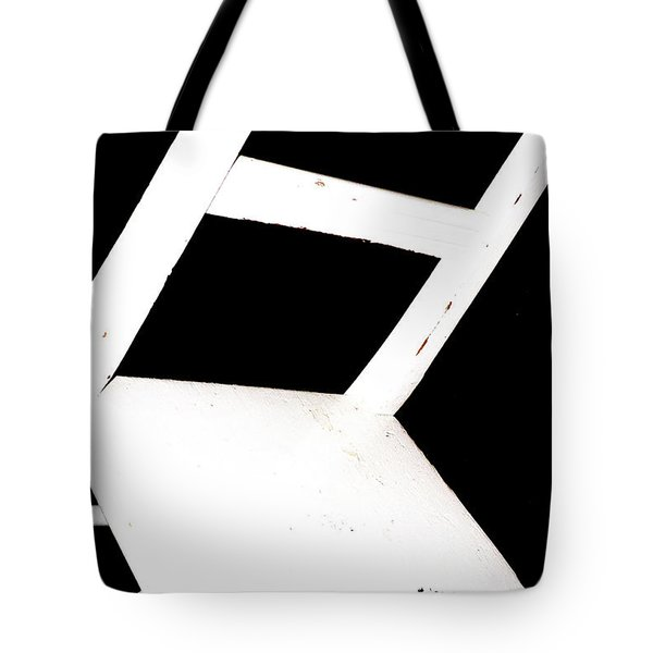 Abstract 1 / The Chair Project Tote Bag