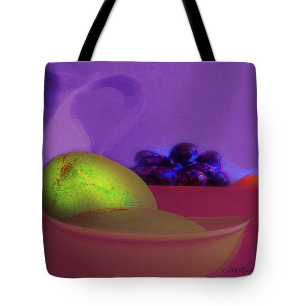 Abstract Fruit Art  109 Tote Bag