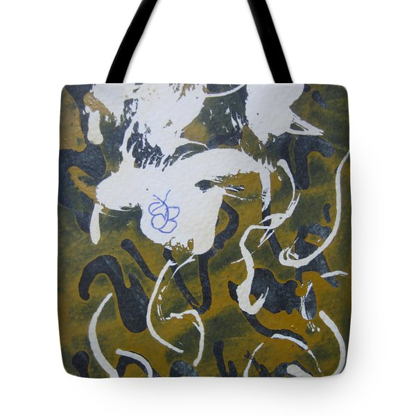Abstract Human Figure Tote Bag