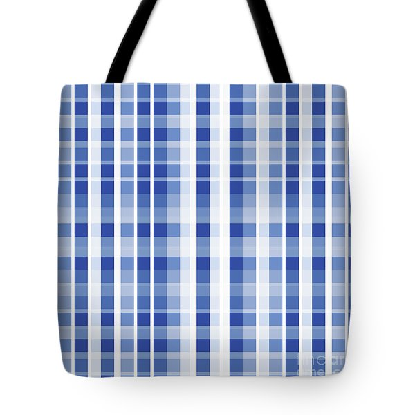 Abstract Squares And Lines Background - Dde609 Tote Bag
