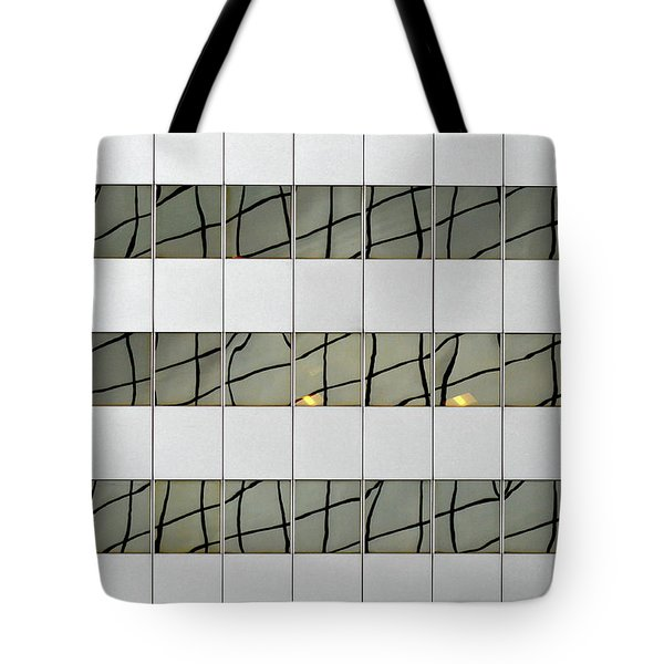 Abstritecture 13 Tote Bag