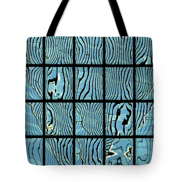 Abstritecture 14 Tote Bag