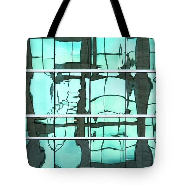 Abstritecture 36 Tote Bag