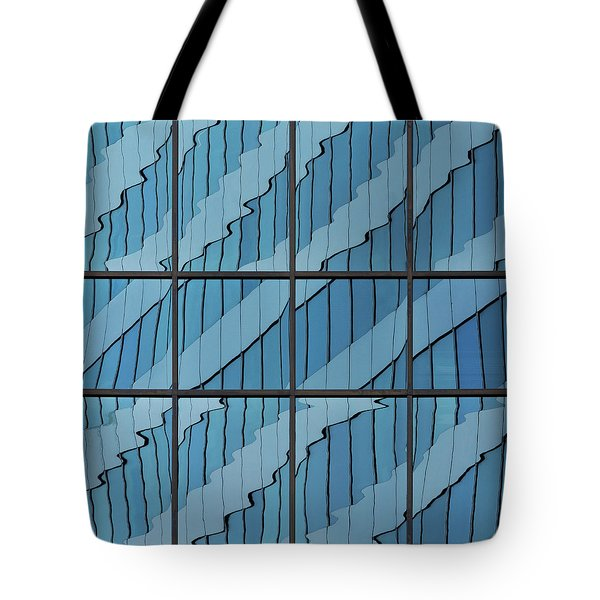 Abstritecture 39 Tote Bag