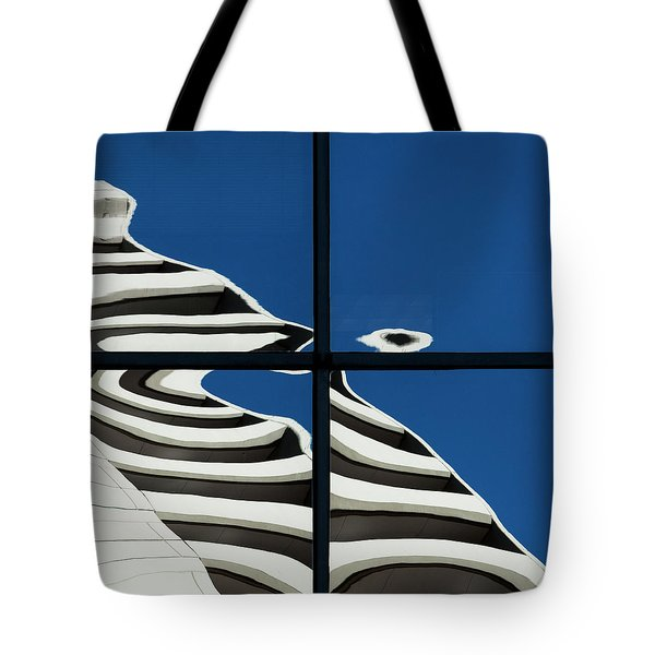 Abstritecture 41 Tote Bag